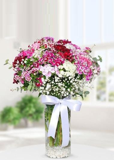 Bahar Neşesi Gaziantep Çiçek Sepeti Siparişi