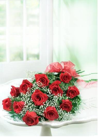 Bir Buket Sevgi-55 Gaziantep Çiçek Sepeti Siparişi