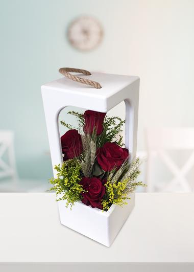 Gönül  Işığımsın Gaziantep Çiçek Sepeti Siparişi