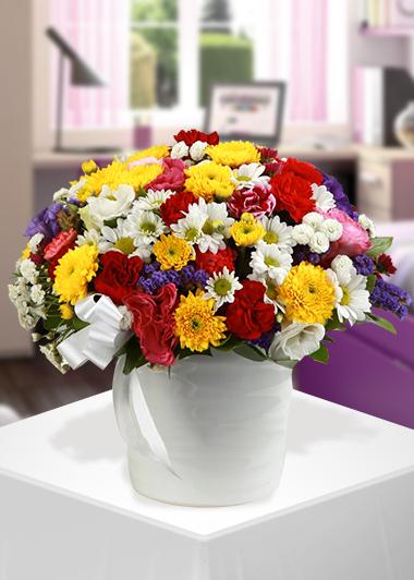 Hayatım'a Renk Kattın-71 Gaziantep Çiçekciler