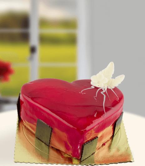 Kalbim Sende Pastası - Gaziantep Pasta Siparişi Gaziantep Çiçekciler
