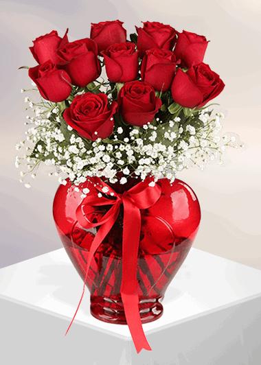 Kırmızı Gül ve Sonsuz Aşk-33