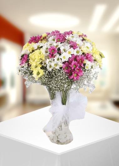 Mevsim Çiçekleri-82 Gaziantep Çiçekciler