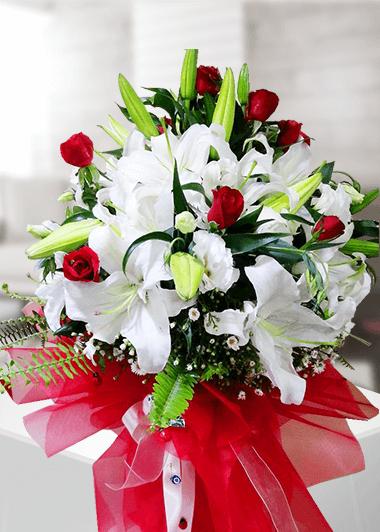 Nerdesin Aşkım-32 Gaziantep Çiçekciler