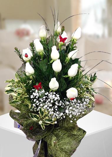 Saf Aşk-79 Gaziantep Çiçek Sepeti Siparişi