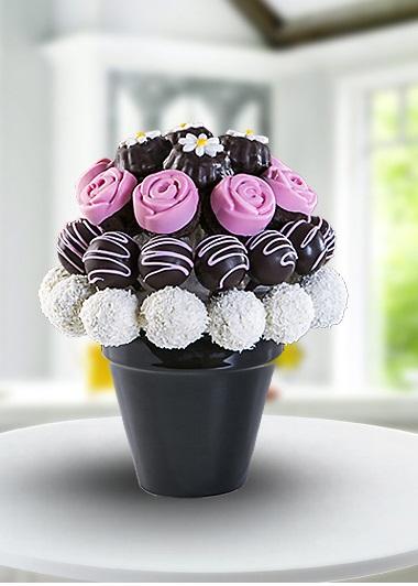 Seni Seviyorum Lezzet Topu Gaziantep Çiçekciler
