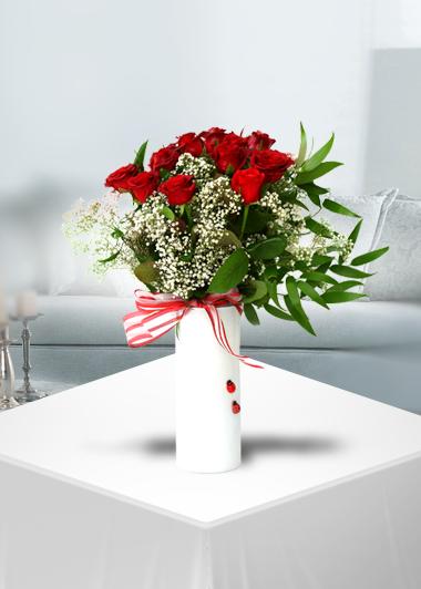 Sevgilim-50 Gaziantep Çiçek Sepeti Siparişi