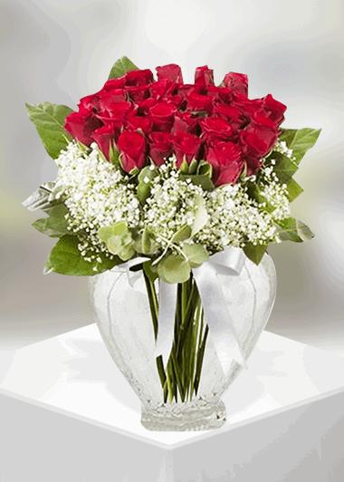 Sonsuz Aşk-30 Gaziantep Çiçek Sepeti Siparişi
